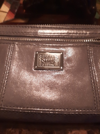 COACH POPPY WALLET GOOD CONDITION FAST FREE SHIPPPING W/TRACKING