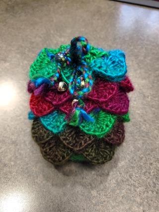 Dragon Egg Dice Bag (Jewel 2)
