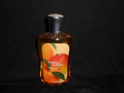 Bath & Body Works Mango Mandarin Shower Gel NEW