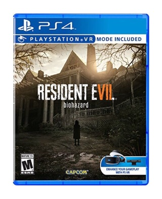 BRAND NEW Resident Evil 7 biohazard PS4 PlayStation 4