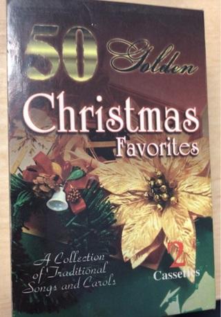 50 CHRISTMAS CLASSICS ON CASSETTES