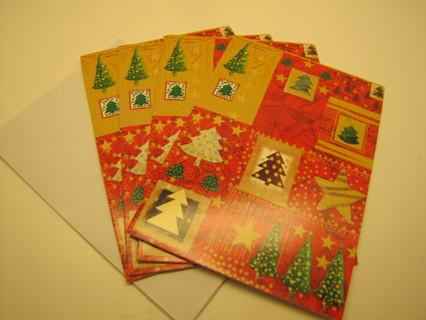 Christmas Cards - Christmas Trees