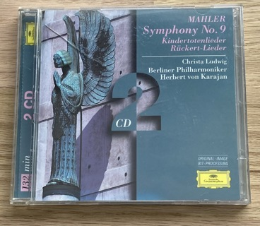 Mahler's 9th Symphony ~ Classical CD
