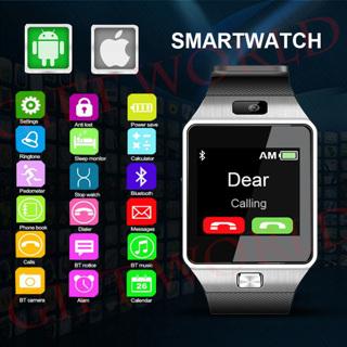 New Touch HD Screen Smart Watch Bluetooth Camera Wrist Watch SIM Card Smartwatch