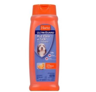 Hartz UltraGuard Plus Flea & Tick Shampoo for Dogs with Soothing Aloe Visit the Hartz Store
