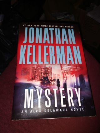 Mystery by Jonathan Kellerman (hardcover)