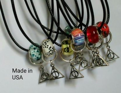 *New 8pcs Harry Potter Necklaces Birthday Party Loot Bags Ages 8+ Up