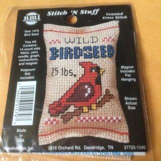 BN Cross stitch