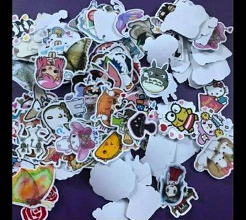 ♡● High End Kawaii Sticker Flakes Random set of 25 NEW ●♡