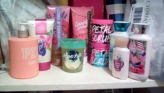 ♡Nice Victoria's Secret & Bath and Body Works lot *Possible Makeup Bonuses♡