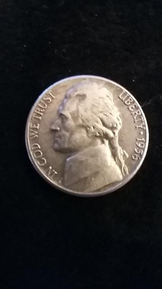 Free 1956 Nickel