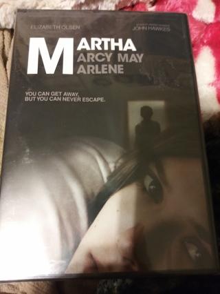 Martha Marcy May Marlene DVD Factory sealed