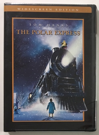 The Polar Express Widescreen Edition DVD Movie (Tom Hanks) - Brand New Factory Sealed!