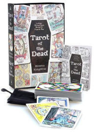 TAROT OF THE DEAD & FAERY WICCA