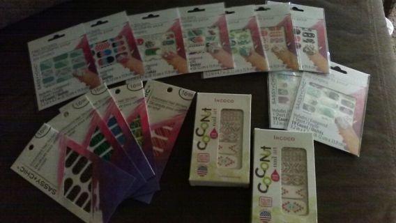 ✨ Nail Strip/Sticker Mega Bundle! ✨
