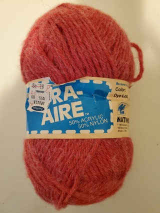 "NEW - Natura Ultra-aire Yarn - ""Scarlet Red"""