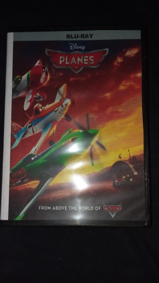 ⭐⭐☃☃❄❄Disney's Planes Blu-Ray Disc Only Brand New (FREE SHIPPING & TRACKING)☃☃❄❄⭐⭐