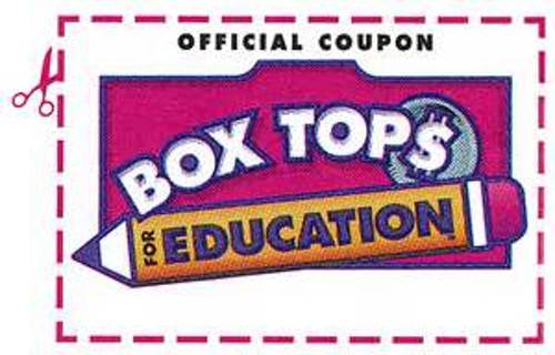 1 Box Top for Education #5