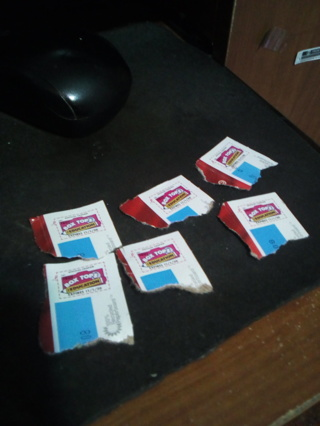 6 Box Tops for education