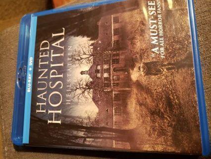 Dvd and Blu-ray haunted hospital good Halloween movie