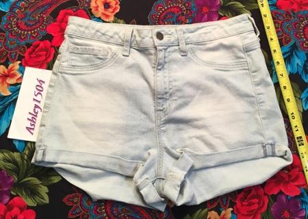 Women's Forever 21 Jean Shorts Cute Short Shorts