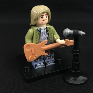 New Grunge Icon Minifigure Building Toy Custom Lego