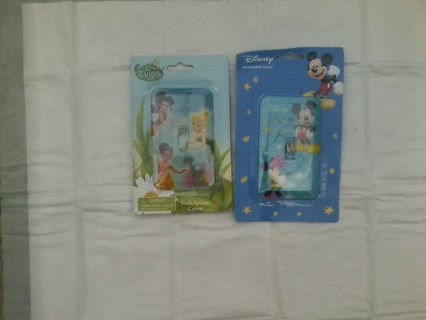 DISNEY LIGT SWITCH COVERS