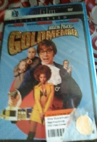 Austin Powers in Goldmember -DVD