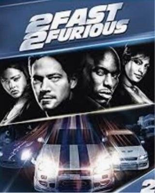 2 Fast 2 Furious digital movie