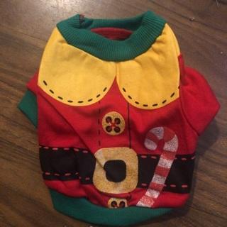 Xs Christmas Dog Sweater
