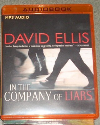 < Audio Book MP3 > ... In the Company of Liars by David Ellis