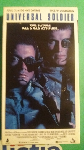 vhs universal soldier free shipping