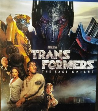 Transformers the last knight DIGITAL CODE ONLY