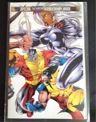 The Uncanny X-Men #325 - Marvel Comics