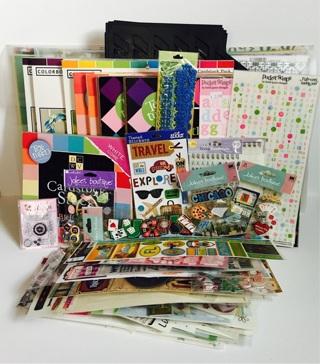 ★‼️Mega Scrapbook Lot -- Winner takes ALL!!!‼️★