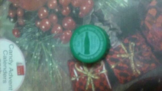 My coke reward points 1 cap code