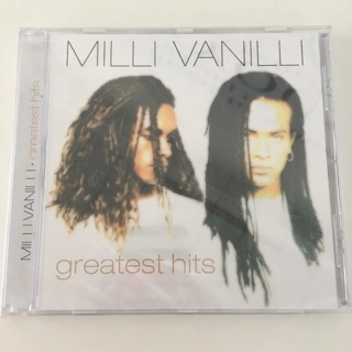 New Sealed Milli Vanilli Greatest Hits CD • Free Shipping