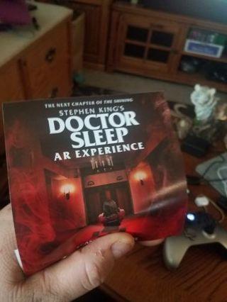 Doctor sleep new movie