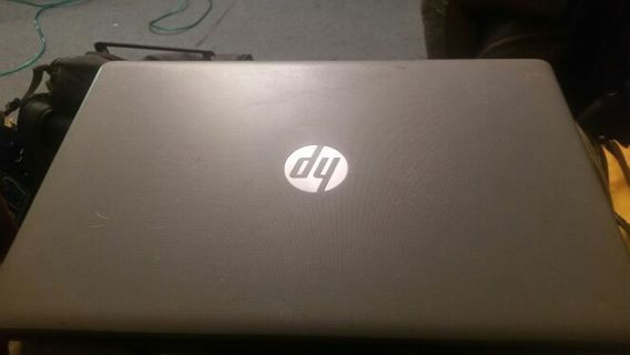 17.5 inch Hp laptop