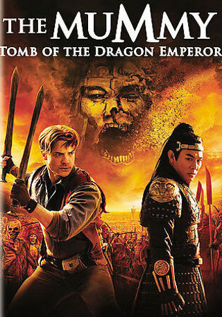 The Mummy Tomb of the Dragon Emperor Itunes Only Digital Code