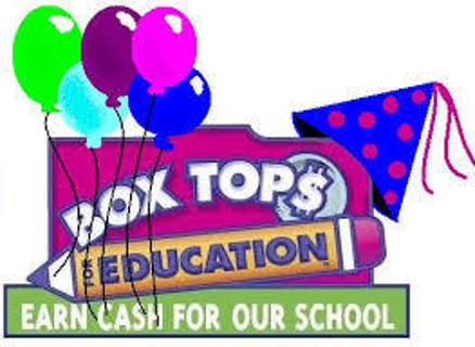 10 PRE-CUT BOX TOPS FOR EDUCATION #4