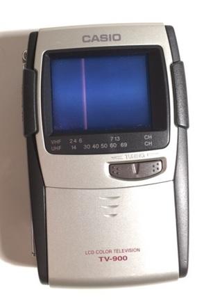 Casio TV-900 Used