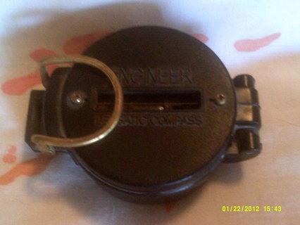 Engineer Lensatic Compass