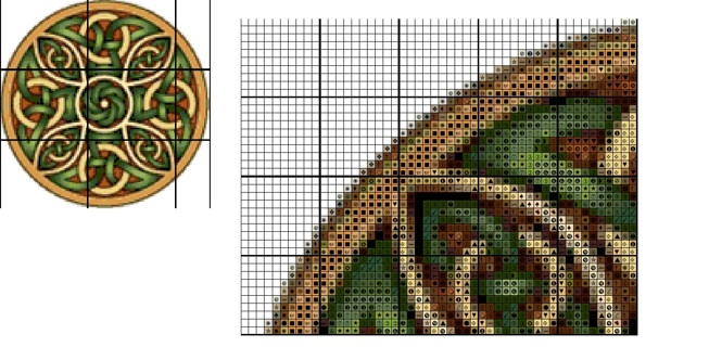 Free four celtic knot cross stitch patterns email only four celtic knot cross stitch patterns email only voltagebd Gallery