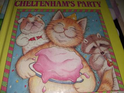Cheltenham's Party, by Jan Wahl