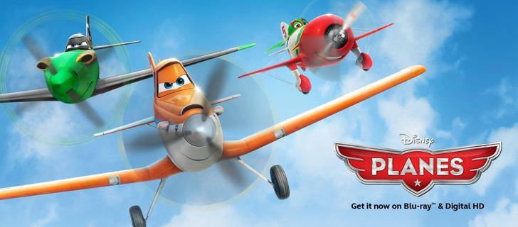 Planes HD code