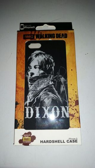 Walking dead Darrell dixon iphone 5 hard case nip