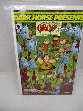 DARK HORSE PRESENTS ISSUE 9