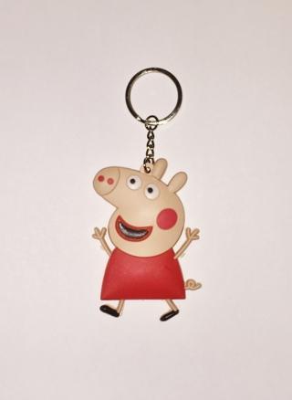 New Peppa Pig Key Chain