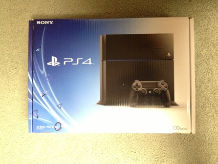 747039ccbbe Free  Sony PlayStation 4 PS4 EMPTY RETAIL BOX ONLY - Other Game ...